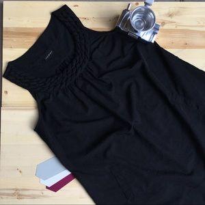 Lane Bryant Black Sheath Dress NWOT